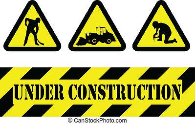 construction, signes