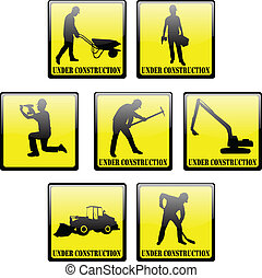 "construction"", ""under, signes"