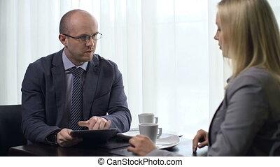 consultant, business