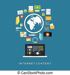 content., internet, numérique, services.