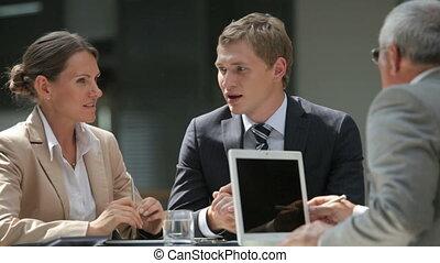 conversation, business