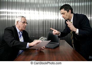 conversation commerciale
