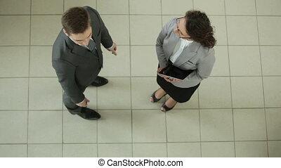 conversation, directeurs