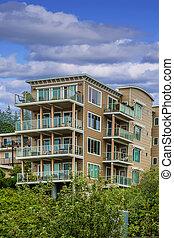 copropriétés, balcons, côtier