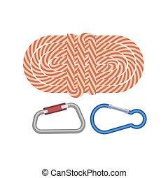 corde, carbines