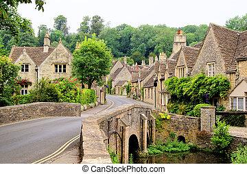 cotswolds, village anglais