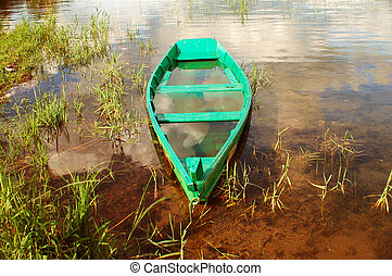 couler, boat.