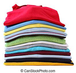 couleur, chemises