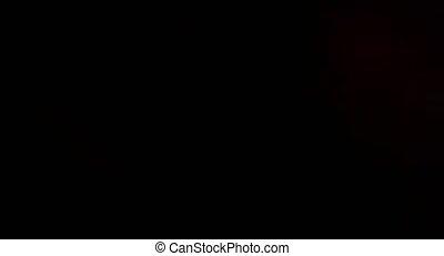 couleur d'arrière-plan, lumière, noir, réflexions, scintiller, hd, rouges