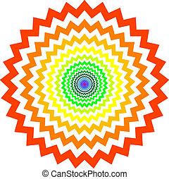 couleur, illustration