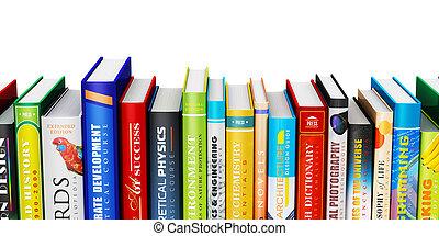 couleur, livre cartonné, livres