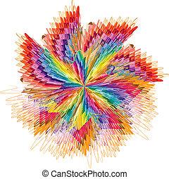 couleur, mouvement