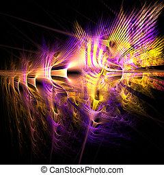 couleurs, exploser