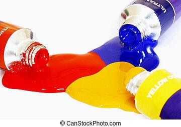 couleurs, primaire