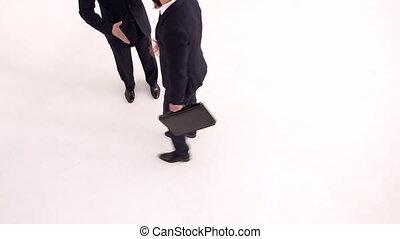 couloirs, cérium, business