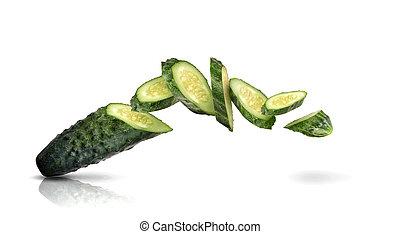 coupé, ??cucumber
