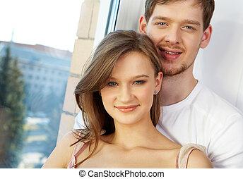 couple, mignon