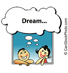 couple, rêver