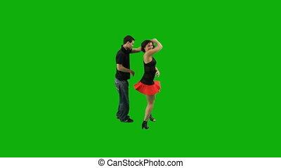 coupler danse, salsa