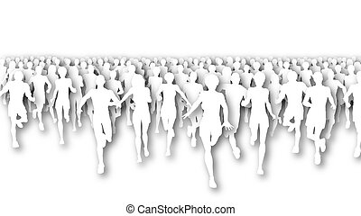 coupure, marathon