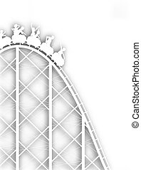 coupure, rollercoaster