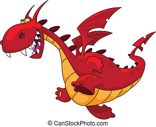 courant, dragon