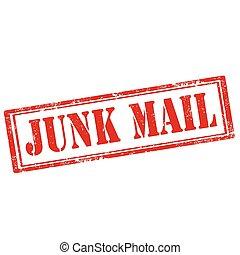 courrier jonque