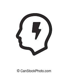créativité, icône