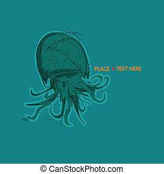 créature mer