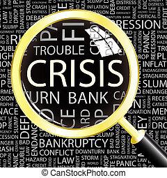 crisis.