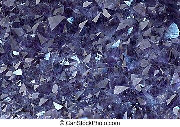 cristaux, améthyste