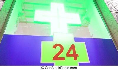 croix, heures, symptômes, médicament, 24, pharmacie, pilules, aides