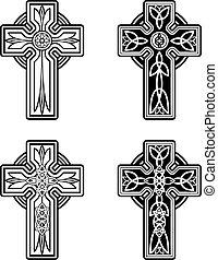 crosses celtes