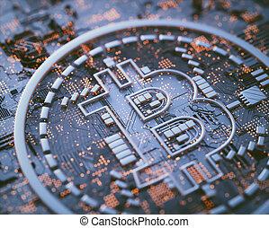cryptocurrency, affaires globales, numérique