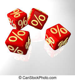 cube, cent