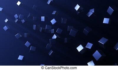 cubes, business