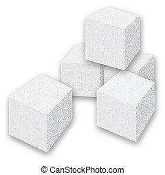 cubes sucre