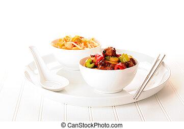 cuisine, chinois