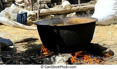 cuisine traditionnelle, turc