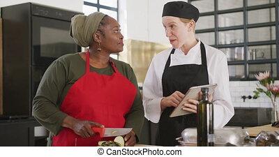 cuisinier, chef cuistot, comment, expliquer
