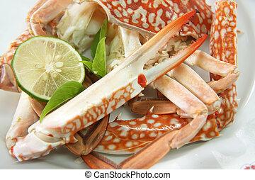 cuit, crabe