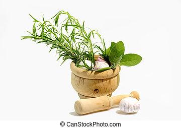 culinaire, herbes