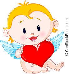 cupidon, ange