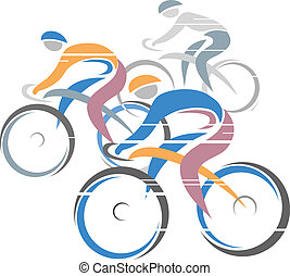 cycle, course
