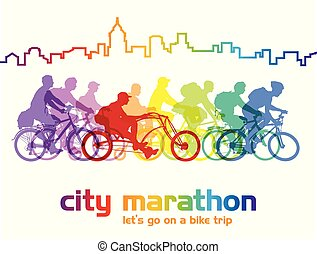 cyclisme, groupe