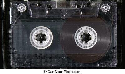 débuts, cassette sonore, jouer