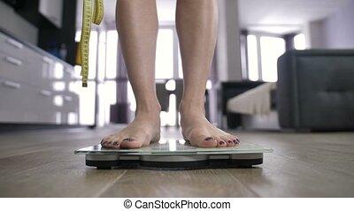 décevoir, échelle salle bains, résultats, poids