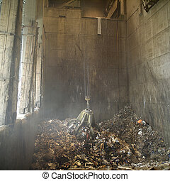 déchets, pollution