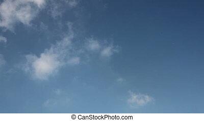 défaillance, 2, nuages, temps