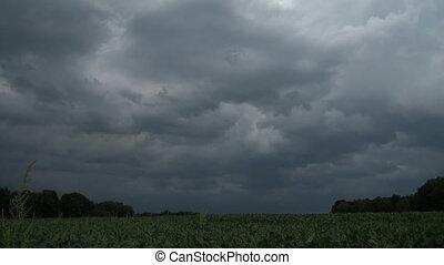 défaillance, orage, temps